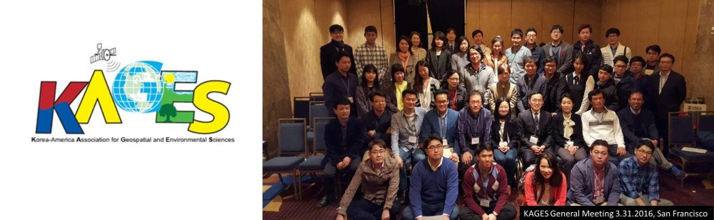 KAGES :: Korean-American Association for Geospatial and Environmental Sciences